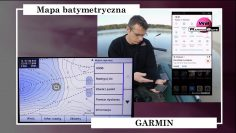 Mapa batymetryczna – Garmin
