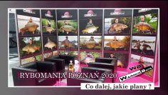 Rybomania Poznań 2020. Co dalej, jakie plany ?